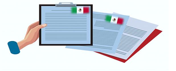 Imagen: Documentos aceptados como comprobante de domicilio
